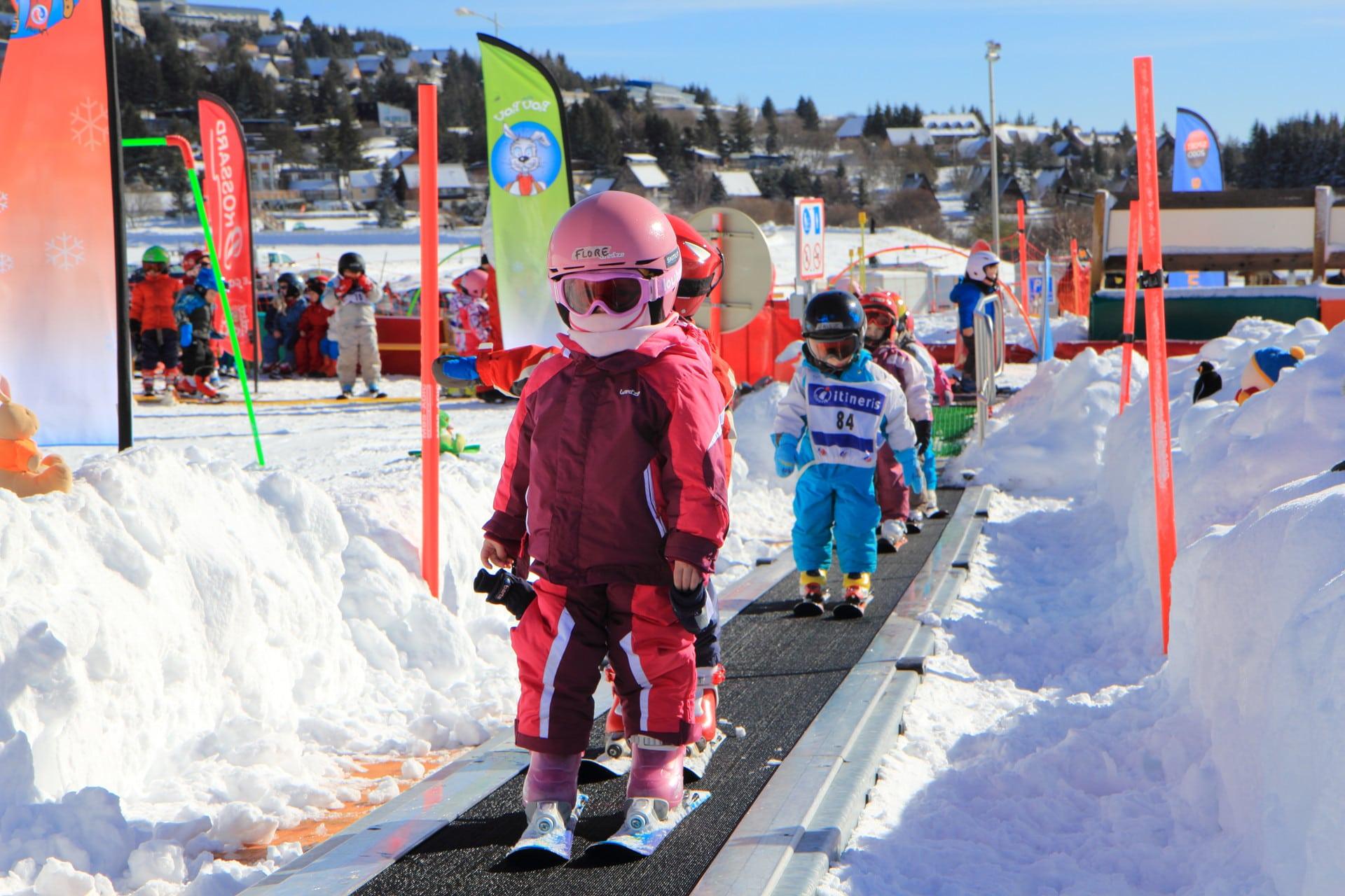 Service jeunesse - cours de ski