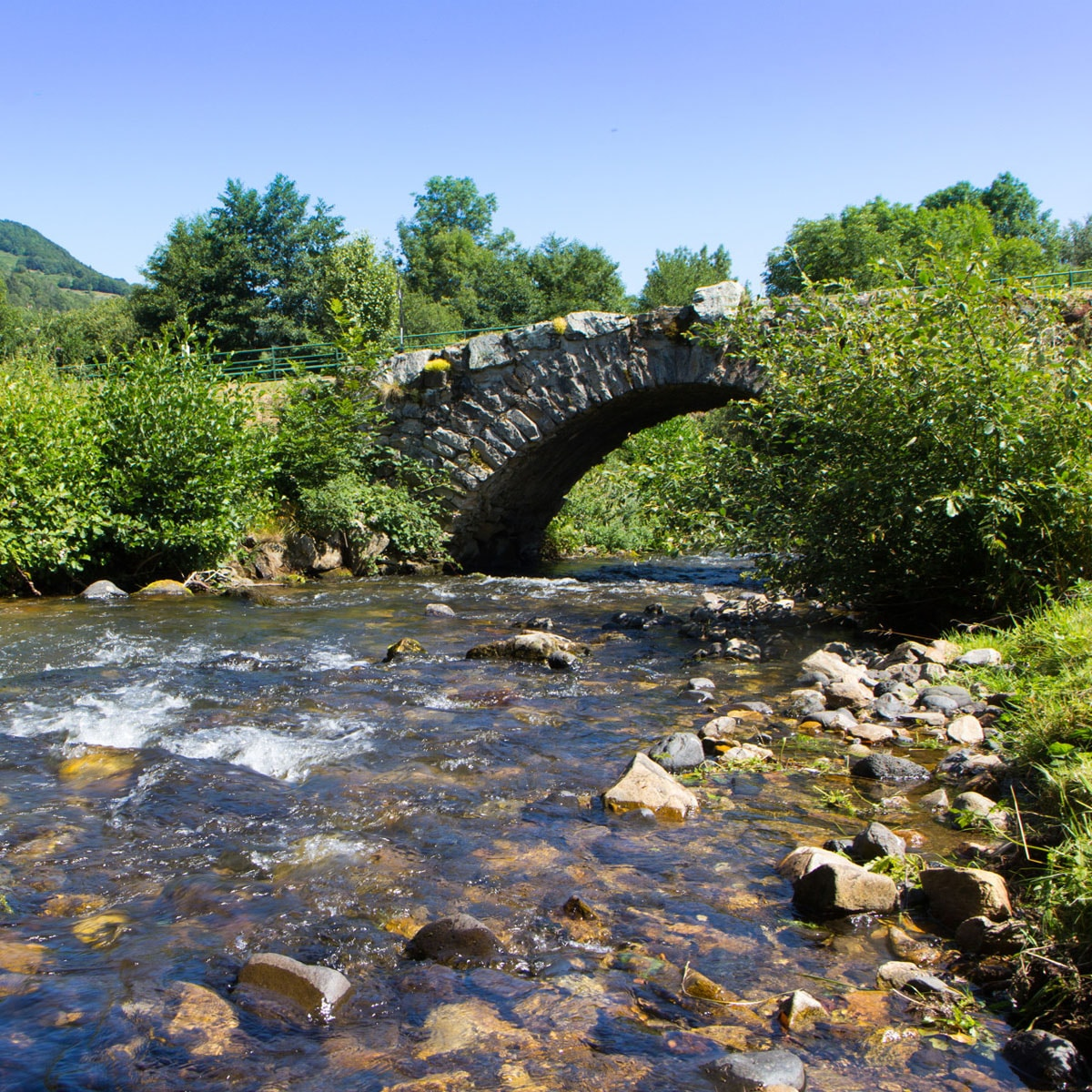 Pont Gallo-Romain du Valbeleix