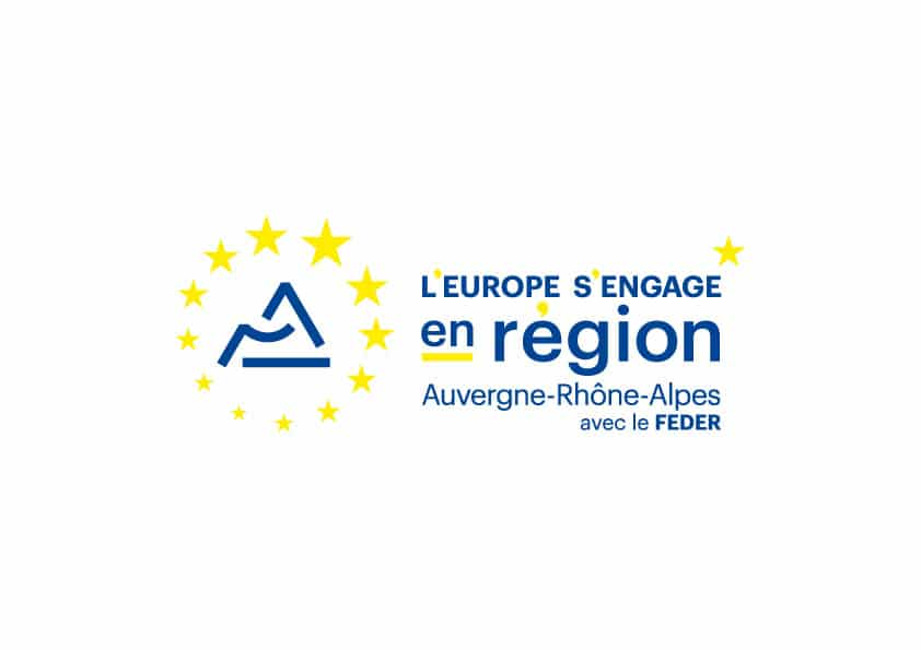 logo l'Europe s'engage avec le FEDER