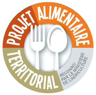 Logo Projet Alimentaire Territorial Sancy