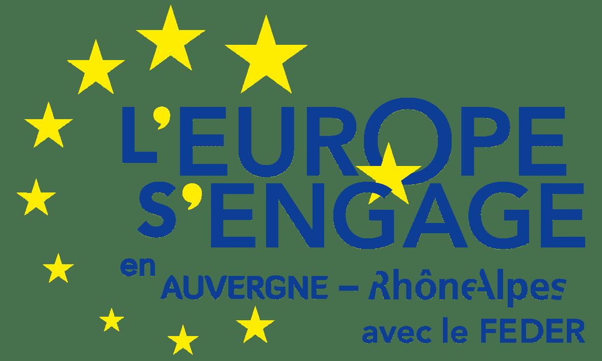 LOGO l' Europe s'engage FEDER