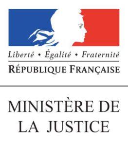 Logo Ministère Justice